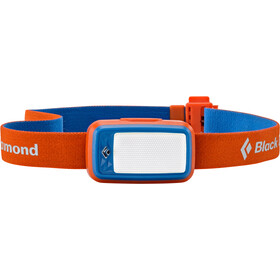 Black Diamond Wiz Headlamp Kinder vibrant orange